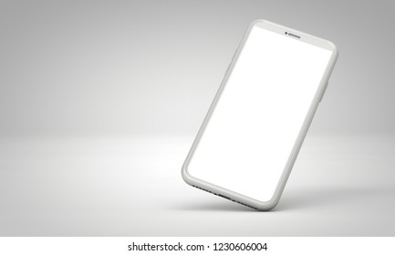 3d Mobile Screen Images Stock Photos Vectors Shutterstock