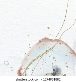 Modern Watercolour Background perfect for branding, quotes, logo design and social media posts.