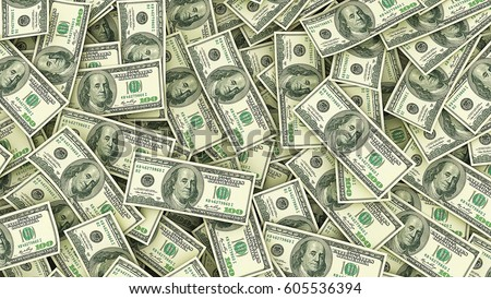 money background screen full dollars 3 d stock illustration