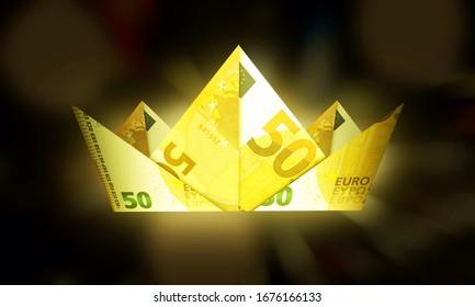 Money Crown - Cash is King
