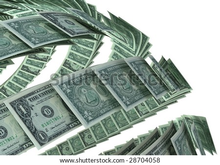 money makes the world go