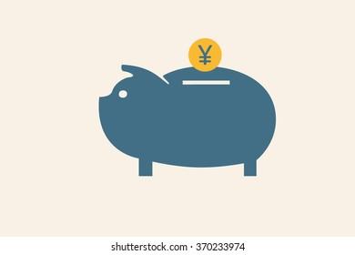 Moneybox Japan icon