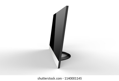 monitor 3D rendering