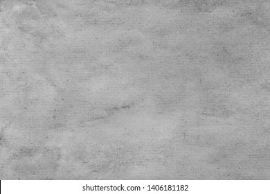 Monochrome grunge gray abstract background. Grunge light old wall texture.