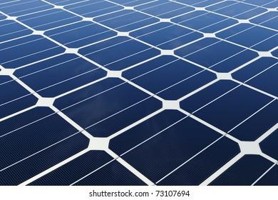 mono-crystalline solar cells