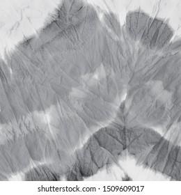 Monotone Gouache. Grey Subtle Composition. Platinum Moroccan Fluid. Grey Sad Motif. Pale Chinese Background. Pastel Distressed Blur. Silver Monotone Gouache.