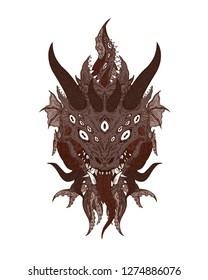Monster, Lovecraft creature