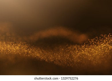 Motion Abstract light effect for background