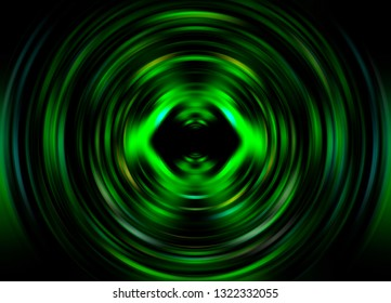 Motion blur green background. Illustration for design. Illustration for design.