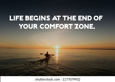 Motivational Inspirational Quotes Sayings About Life Stock