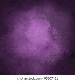 mottled purple background with glassy vintage grunge texture and highlight with copy space for text or announcement for website template ad or brochures