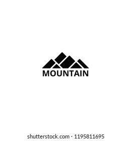 Mountain Logo Template suitable for your company logo.