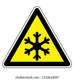 Mountain Warning Sign