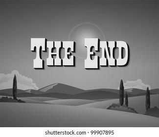 Movie ending screen - JPG Version