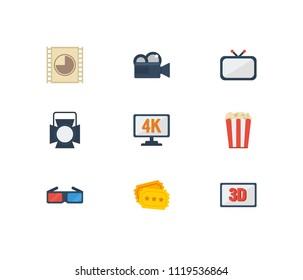 movie app logo