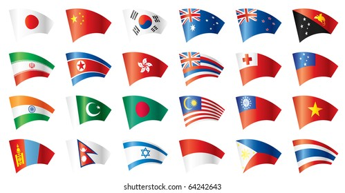 Similar Images, Stock Photos & Vectors of Flags of the World