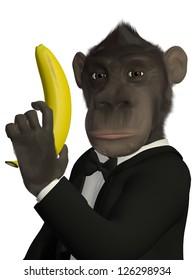 """Mr.Monkey - """"Banana Bond"""""""