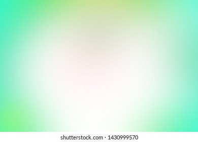 Multi blur color abstract background illustration, Copy space for text banner,