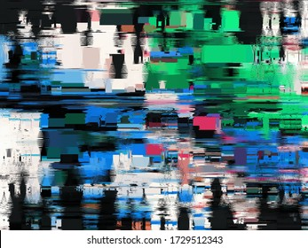 Multicolor abstract background. Colorful pattern. Digital effects. Creative graphic design for poster, brochure, flyer and card. Unique wallpaper. Backdrop for web, fabric and notepad cover.
