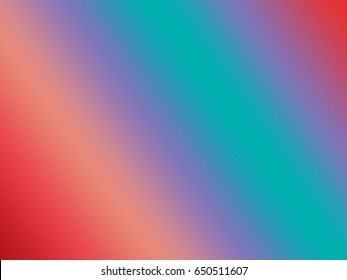 Multicolor, Rainbow Abstract Background with Gradient