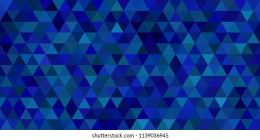 Multicolored Triangle Geometric Background pattern, panorama ratio scale 8:4 extreme hi-resolution