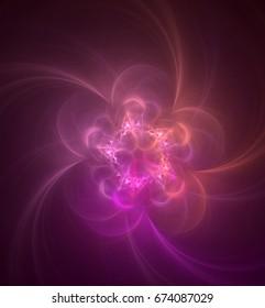 multi-dimensional universe fractal