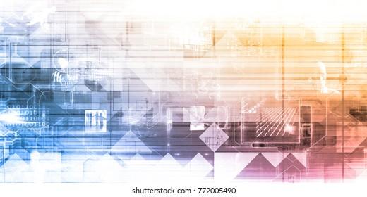 Multimedia Background for Digital Network on the Internet
