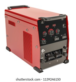 Multi-process welder, 3D rendering isolated on white background