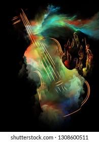 Ilustraciones, imágenes y vectores de stock sobre Sad Violin