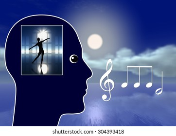 Music Make You Dream. Classical music leading to lucid dreaming, relaxation and stress reduction