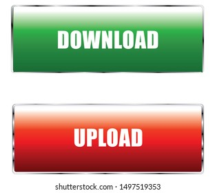 """my """"upload"""" and """"download"""" buttons"""