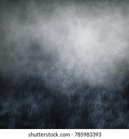 mysterious foggy background