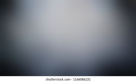 Mystery dark defocused illustration. Black shadow vignette. Brutal empty template. Scary background. Smoky blurred pattern. Night cloudy sky abstract texture. Thriller trend. Muddy frame backdrop.