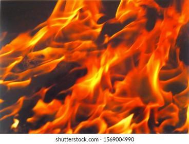 mystique and beautifuel flame cloud