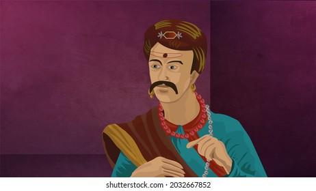 Nana Phadnavis a Maratah Hero statesman of the Maratha Empire
