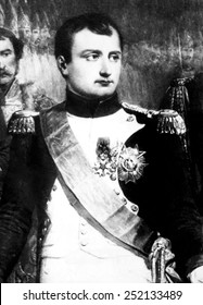 Napoleon Bonaparte, (aka Napoleon I), (1769-1821), Commander of the French Army of Italy, c. 1796.