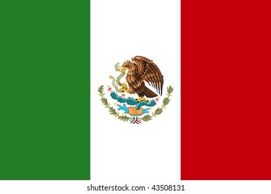 National Flag Mexico