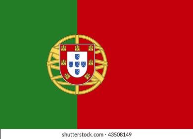 National Flag Portugal
