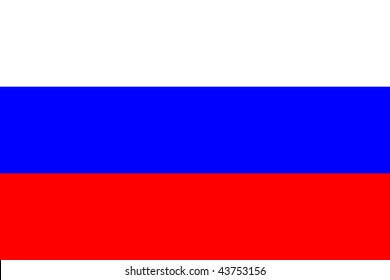 National Flag Russia