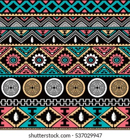 native american africa tribe ancient aztec navajo maya apache sioux ethnic pattern theme