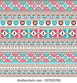 native ethnic pattern theme american african america africa ancient tribe navajo aztec maya sioux apache