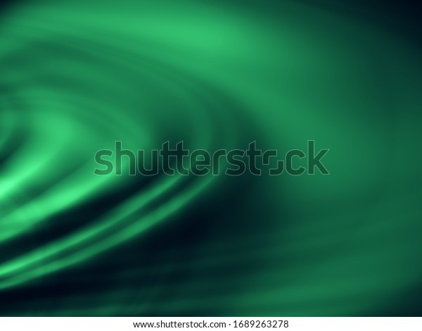 Nature green ecology art abstract oattern curve background