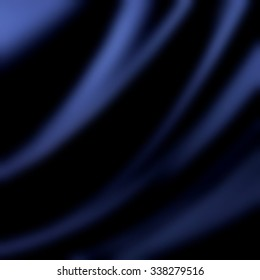 navy blue silk texture - abstract christmas background