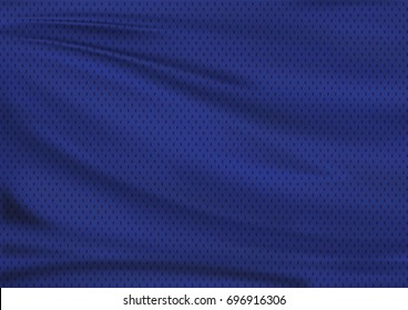navy blue textile sports  background, illustration