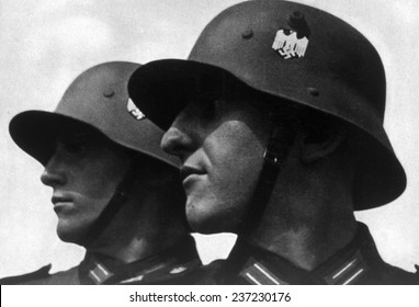 Nazi Germany, The Wehrmacht (armed forces), 1935.