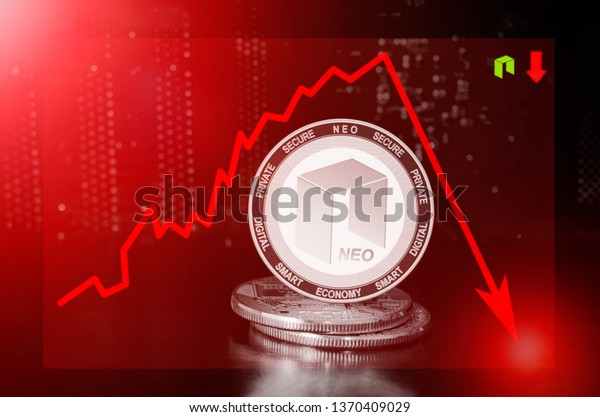 cryptocurrency price down