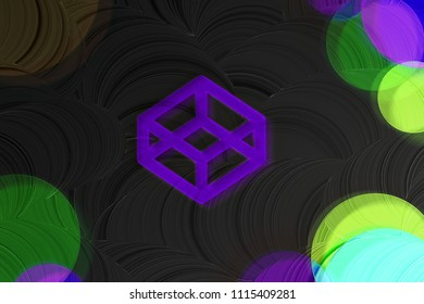 Id Neon Images, Stock Photos & Vectors | Shutterstock