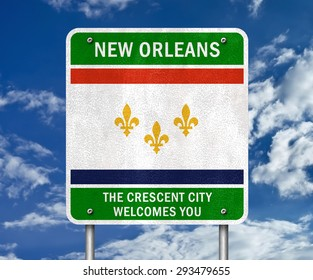 New Orleans - The Crescent City Welcomes You