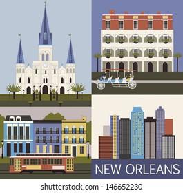 New Orleans.Louisiana USA.