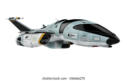 new space ship